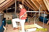 Versa Lift Attic Ladder Safety Railing, Model# VR-60
