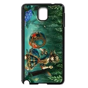 samsung galaxy note3 phone case Black Orianna league of legends EER7580481
