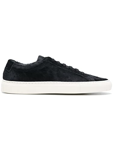 COMMON PROJECTS FEMME 38350600 BLANC CUIR BASKETS 3yaf6