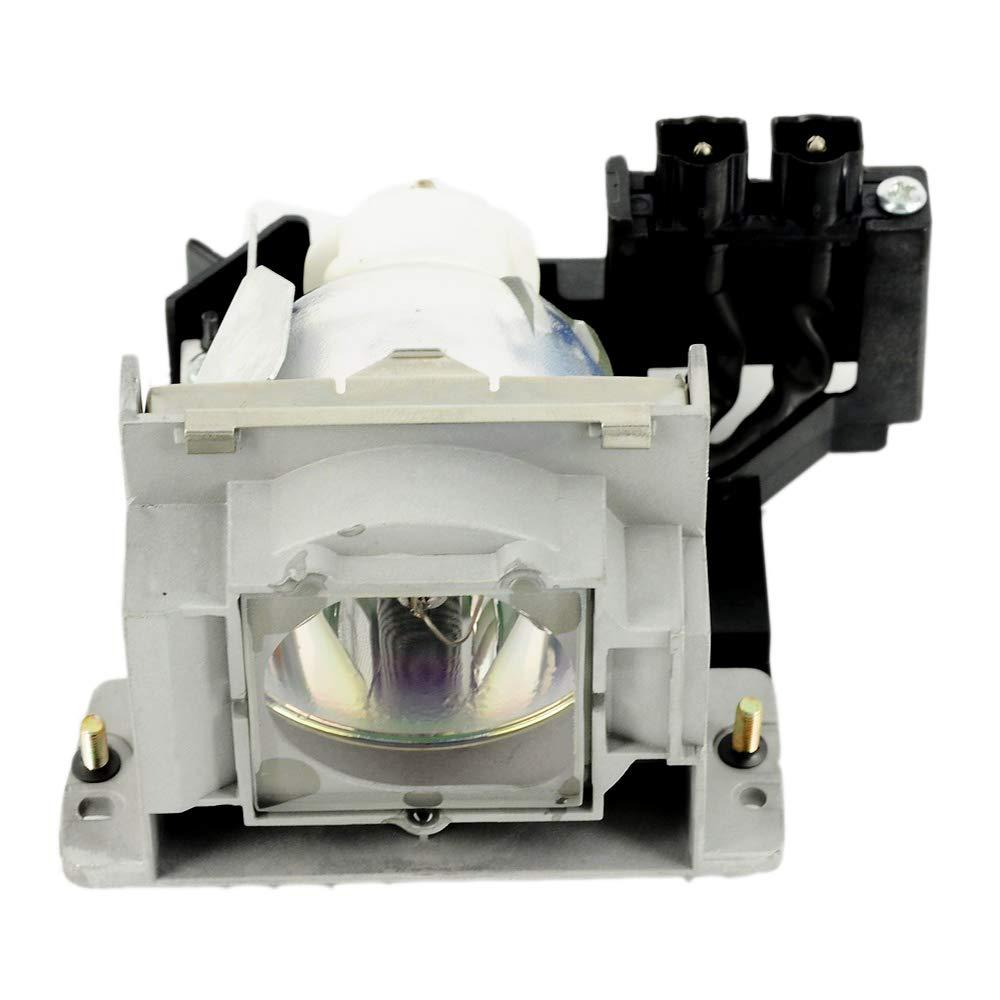 Jmolgoc 交換用 ランプ VLT-XD400LP プロジェクター用ランプユニット フレーム付 きのために適した (汎用)MITSUBISHI LVP-ES100/ES100U/EX10U/GH-600/XD400/XD400U/XD450/XD450U/XD460/XD460U/XD480/XD490/XD490U;MD-565X/580X/640X に組み込み可 B07NYR54BF