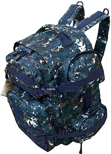 Explorer Tactical Backpack Military Assault Pack with Molle Attachments