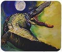 Caroline's Treasures Alligator Mouse Pad/Hot Pad/Trivet (JMK1004MP)