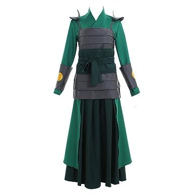 CosplayDiy Women\u0027s Suit for Avatar The Last Airbender Cosplay Costume