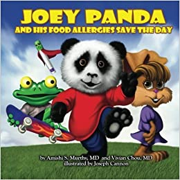 Book Joey Panda and His Food Allergies Save the Day: A Children's Book by Amishi S. Murthy MD (2013-01-30)