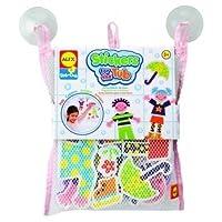 Pegatinas de ALEX Toys Rub a Dub para los amigos de Playtime de la tina