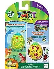 LeapFrog Rockit Twist Dual Game Pack: Dinosaur Discoveries and Banzai Beans Showdown