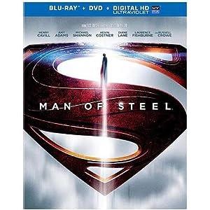 Man of Steel Bluray