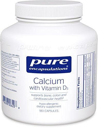 Pure Encapsulations Hypoallergenic Supplement Cardiovascular