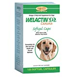 Welactin For Dogs Softgel (120 Caps), My Pet Supplies