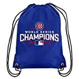 MLB Chicago Cubs 2015 World Series Champions Drawstring Backpack, Standard Size