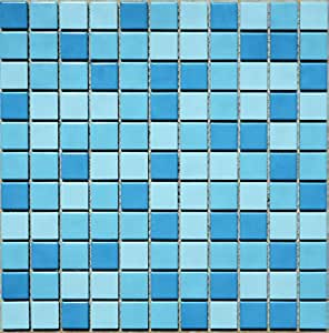 Mosaic Tiles, Swimming Pool Mosaics, 2 SQM/carton, Ref:630833