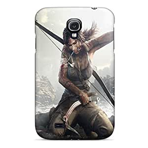 Fashion Hwl1629HmJJ Case Cover For Galaxy S4(tomb Raider)
