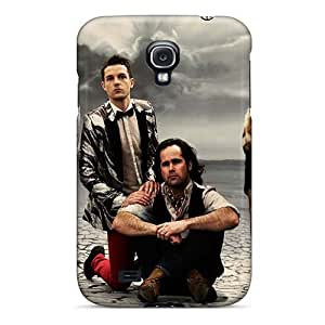 Shockproof Cell-phone Hard Cover For Samsung Galaxy S4 (Xrk1207xTaO) Unique Design Attractive Interpol Band Pictures