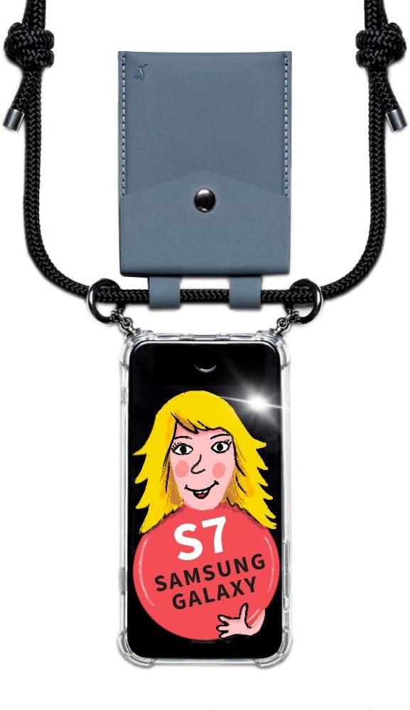 Phonecover Lover Für Samsung Galaxy S7 Handy Kette Elektronik