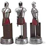Full Armor of God Ephesians 6 Resin Stone 12 inch Tabletop Figurine