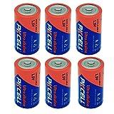6PCS LR14 C 1.5V Alkaline Batteries MN1400 E93 Duration 990min