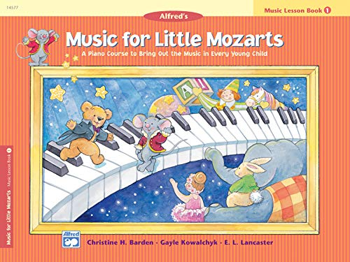 (Music for Little Mozarts: Lesson Book 1)