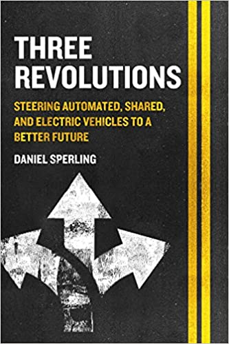 Three Revolutions: Steering Automated, Shared, and Electric