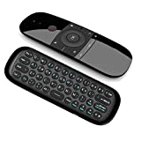 LIHETUN Air Remote Mouse, 2.4G Gyro USB Remote Control,Mini Wireless Keyboard,Infrared Remote Control Learning,Best for Android Smart TV Box HTPC Projector PC (not Work with Samsung LG Sony TV)