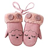 Best Good Gift Climbing Gloves - Winter Warm Gloves Kids Baby Boys Girls Toddler Review