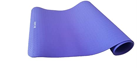 Amazon.com : Mr.baby Yoga Mat Non Slip Textured Surface, Eco ...