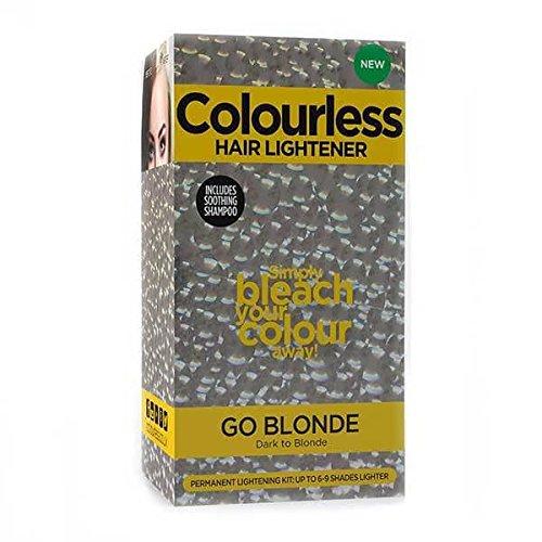 Colourless Hair Lightener Go Blonde Tam Beauty 4027231