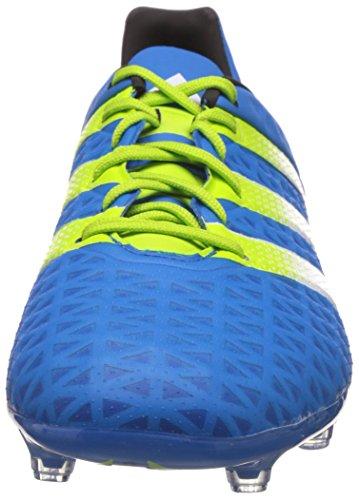 16 Verde Adidas FG Hombre AG 2 Azul de fútbol para Ftwbla Botas Seliso Blanco Ace Azuimp 1HqH4wxp