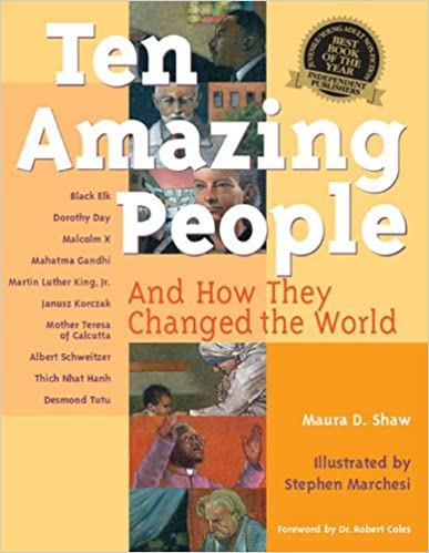 Download online Ten Amazing People: And How They Changed the World PDF, azw (Kindle)