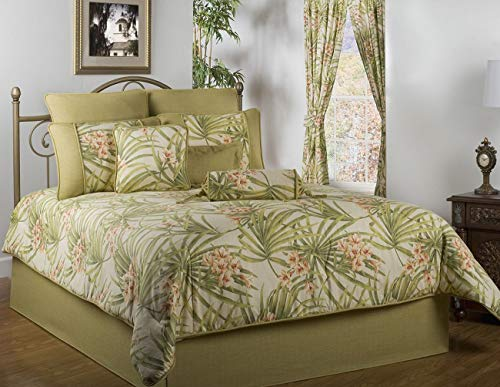 (Victor Mill Sea Island Tropical 7 Piece Daybed Comforter)