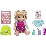 Boneca Baby Alive Primeiro Peniquinho, Hasbro, Loira