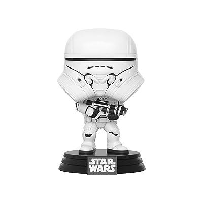 Funko Pop! Star Wars: Episode 9, Rise of Skywalker - First Order Jet Trooper: Toys & Games