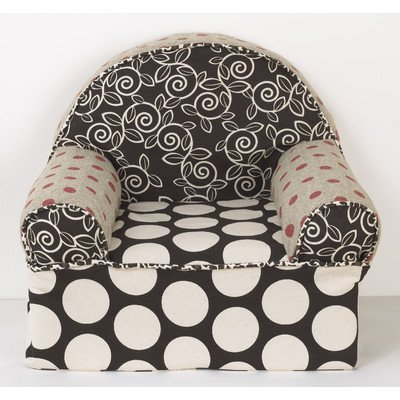 Cotton Tale Designs Baby's 1st Chair (Raspberry Dot)