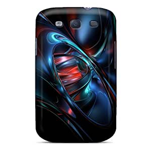 New Style Case Cover RXVawPj6618UXCBn Colorfast Compatible With Galaxy S3 Protection Case