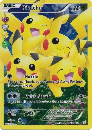Pokemon - Pikachu (RC29) - Generations - Holo (Card Rare Pikachu)