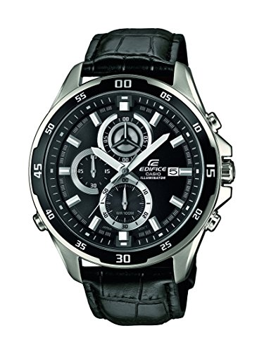 Watch Casio Edifice Efr-547l-1avuef Men´s Black