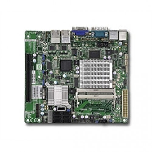 Motherboard Sata Supermicro (Supermicro Motherboard MBD-X7SPE-H-D525-B Atom D525 DDR3 SATA PCI Express FlexATX Bulk)