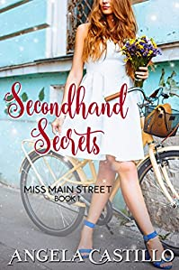 Secondhand Secrets by Angela Castillo ebook deal