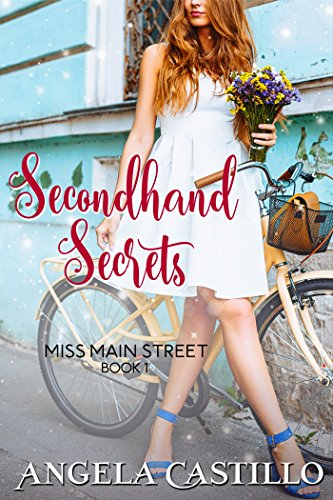 Secondhand Secrets (Miss Main Street Book 1) cover