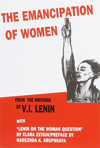 The Emancipation of Women; From the Writings of V. I. Lenin (New World paperbacks, NW-130)