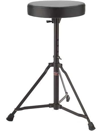 Zenthler DT 22 BK tambor Taburete ajustable en altura de 56 cm