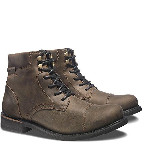 Caterpillar Men's Newfound Bitter Chocolate Boot 9.5 D (M)