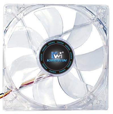 Kingwin 120x120mm Long Life Bearing Blue LED Case Fan CFBL-012LB