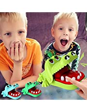 Novelty Practical Toy Large Mouth Dentist Biting Finger Jokes Toys Children's Creative Gift Funny Family Games Party Favors