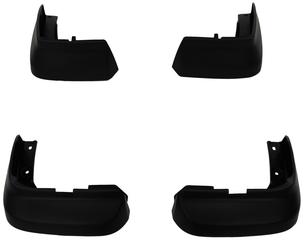 Honda Genuine Accessories 08P00-TR7-100A Splash Guard Kit for Select Civic Models