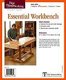 Fine Woodworking's Essential Workbench Plan