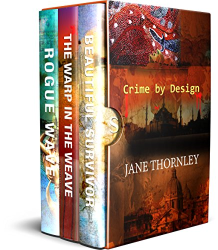Crime By Design Series Books 1-3