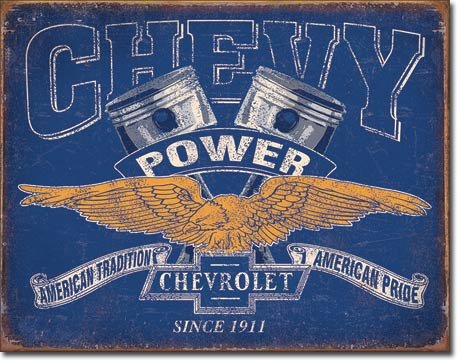 New Chevrolet Chevy Power 16
