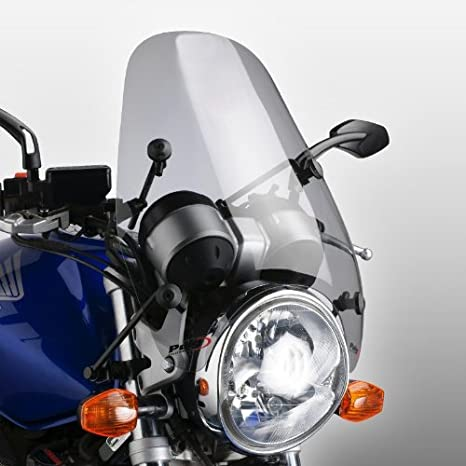 Parabrisas Puig Custom I humo para moto GUZZI California, Nevada, V7/Cafe Classic/Racer/Special: Amazon.es: Coche y moto