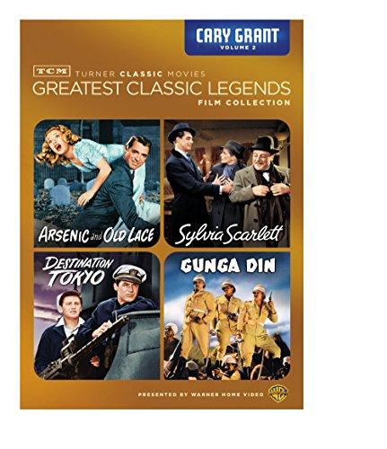 TCM Greatest Classic Films: Cary Grant Vol. 2 (DVD) (4FE)