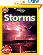 #4: National Geographic Readers: Storms!